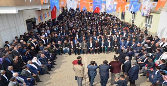 Bini İcil Aşireti AK Parti'de Birleşti