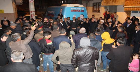 """Canpolat, """"Zafer AK Başkan adaylarının inşaallah"""""""