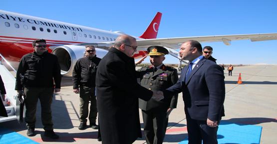 Cumhurbaşkanı Erdoğan Şanlıurfa'da!