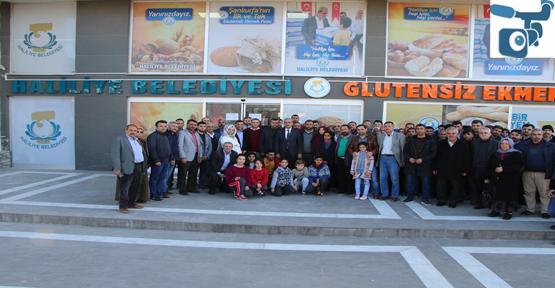 Haliliye Belediyesinden Çölyak Hastalarına Gıda Yardımı