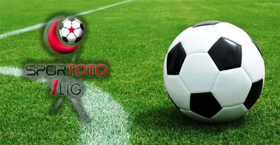 İşte Spor Toto 1. Lig'de Küme Düşen İlk Takım!