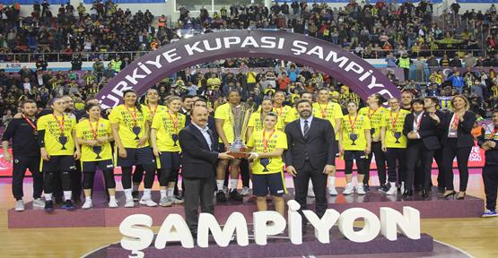 Kadınlar Basketbol Türkiye Kupası, Şanlıurfa'da Sahibini Buldu