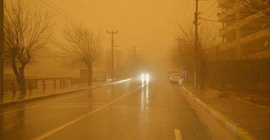 Meteorolojiden Şanlıurfa  İçin Toz Taşınımı Uyarısı