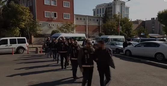 Şanlıurfa'da Özel Hastanelerde Hayali Giriş Yapanlara Operasyon, 10 Gözaltı