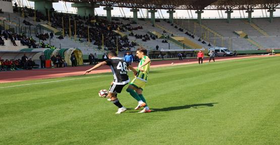 Şanlıurfaspor 2-2 Manisa Büyükşehir Belediyespo