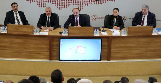Urfa'da İstihdam Seferberliği 2019 Tanıtım Toplantısı Gerçekleştirildi