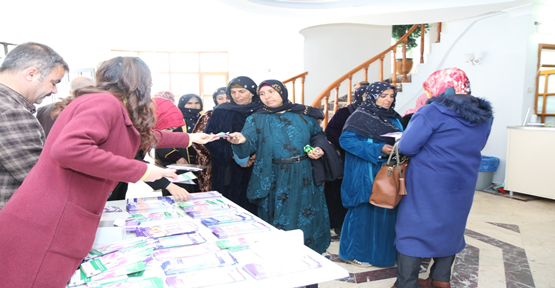 Urfa'da Kolon Kanserine Farkındalık Toplantısı