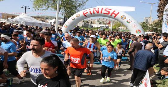 8. Göbeklitepe Yarı Maraton Kurtuluş Koşusu