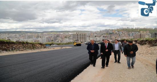 Büyükşehir Belediyesi Asfalt Sezonunu Başlattı