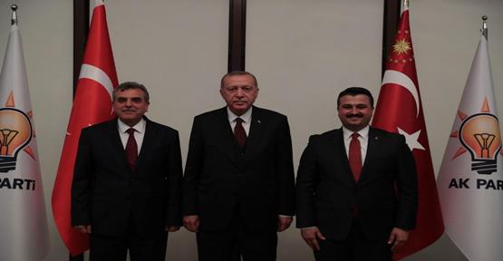 Cumhurbaşkanı Erdoğan, Şanlıurfalılara Selamlarını İletti