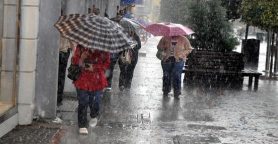 Dikkat! Şanlıurfa İçin Sağanak Yağış Uyarısı