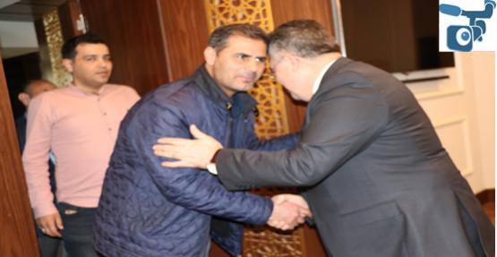 Gazetecilerden Emniyet Müdürü Tipioğlu'na Ziyaret