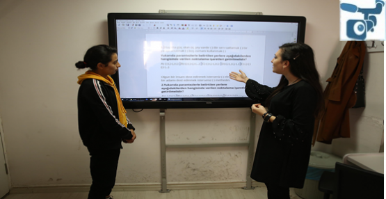 Haliliye'de Ücretsiz Kursları İle Gençleri Hayallerine Kavuşturuyor