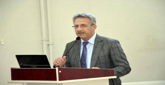HRÜ'de Rektör Yardımcılığına Seyit Ahmet Oymak Atandı