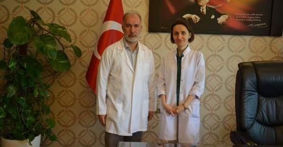 Mehmet Akif İnan Hastanesi Başhekimi Değişti