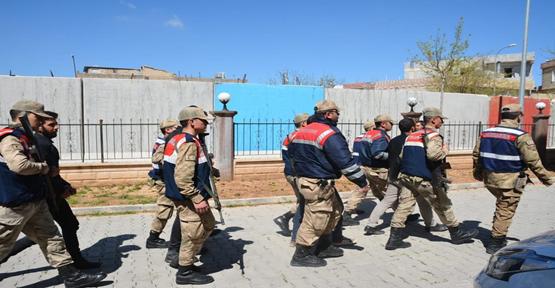 Şanlıurfa'da Suç Örgütüne Operasyon: 27 Gözaltı