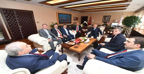 Şanlıurfa'nın En Büyük Sorunları Ankara'ya Aktarıldı