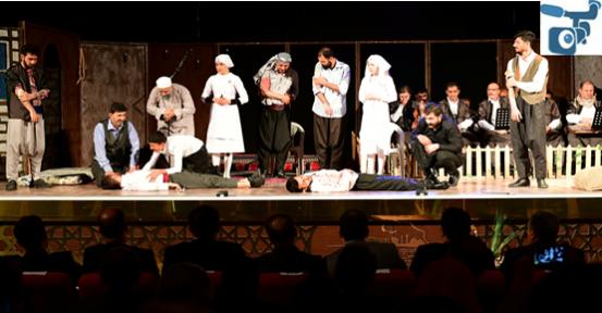 Urfa'da Kurtuluş Müzikali