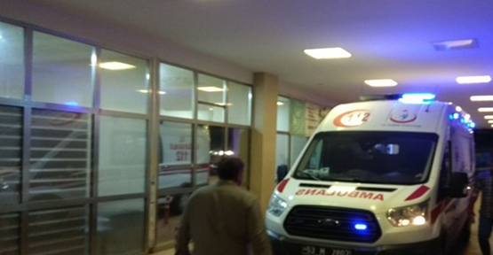 Urfa'da İki Grup Arasında Bıçaklı Kavga 1 Yaralı