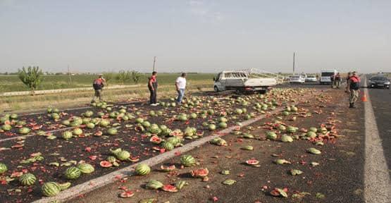 Akçakale, Harran Karayolu Sıcak Asfalta Kavuşuyor