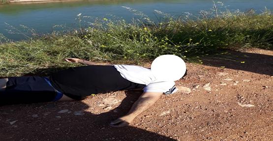 Akçakale Sulama Kanalında Ceset Bulundu