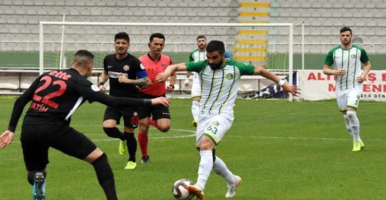 Fatih Karagümrük 2-1 Şanlıurfaspor