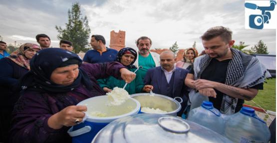 Harran'da Gastronomi Merkezi Kuruldu