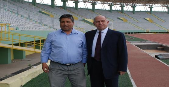 Özdemir Türkiye Futbol Federasyonu Başkanlığına Aday
