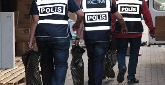 Şanlıurfa'da Terör Propagandasına 7 Gözaltı