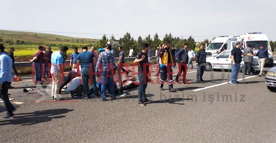 Şanlıurfa'ya 1 Mayıs İçin Gelen İşçiler  Kaza Yaptı! 5 Ölü, 13 Yaralı