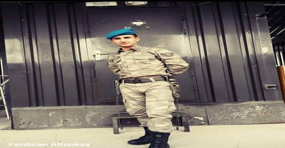 Tunceli 'de Şehit Olan Altunkuş'un Taziyesi  Urfa'da Başladı