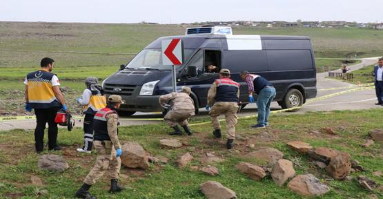 Urfa'da Araca Silahlı Saldırı, 1 Ölü