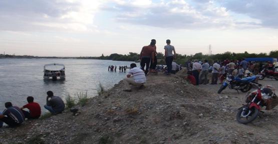 Urfa'da Fırat Nehir Yine Can Aldı