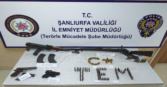Urfa'da Terör Operasyonu,10 Gözaltı