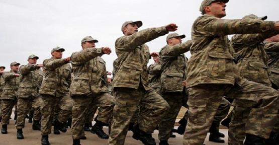 Yeni Askerlik Sistemi Teklifi Meclise Sunuldu