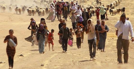 2 milyon Suriyeli Türkiye'ye Göç Edebilir!