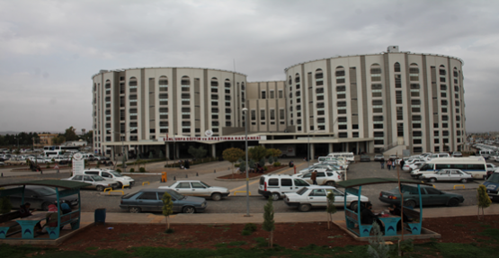 Doktorlar, Urfa'dan  Kaçıyor