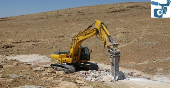 Eyyübiye Belediyesi, Yol Yapım Çalışmaları Devam Ediyor