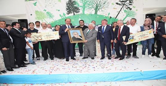 GAP Yeşil İnovasyon Proje Yarışmasında Ödüller Verildi