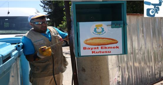 Haliliye Belediyesi, Ekmek İsrafını Önlüyor