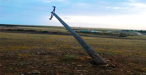 Urfa'da Fırtınadan Etkilenen Köyler