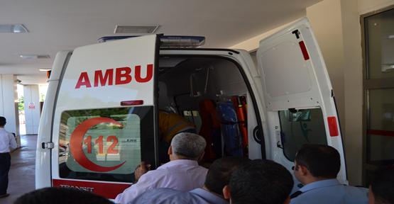Urfa'da Kaldırımda Yürürken Silahlı Saldırıya Uğradı