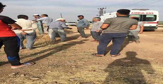 Urfa'da Kanal Yine İki Can Aldı