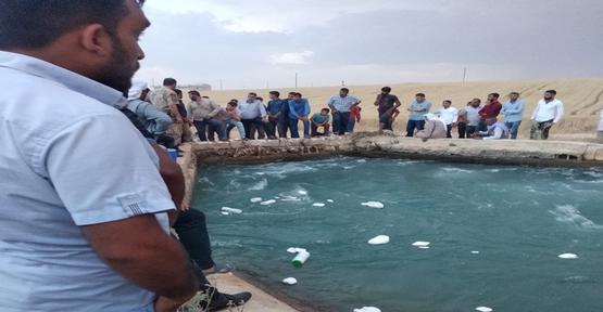 Urfa'da Sulama Kanalına Düşen Çocuktan Acı Haber Geldi