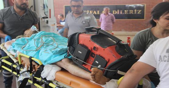 Urfa'daki Silahlı Kavgada 17 Kişi Gözaltına Alındı