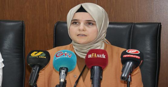 AK Parti Kadın Kolları Srebrenitsa Soykırımını Kınadı