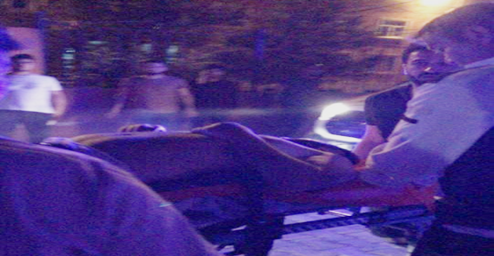 Ceylanpınar'a Roket Düştü 5 Kişi Yaralandı