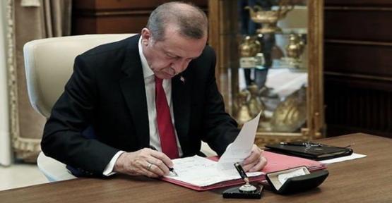 Erdoğan'dan 21 Maddelik Yeni Genelge!