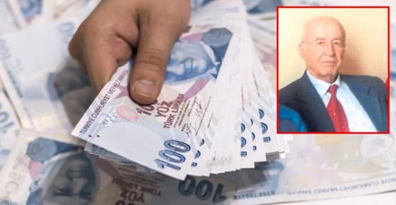Eski Vekil Urfa'da 2 Milyon Lirayı Dolandırıcılara Teslim Etti