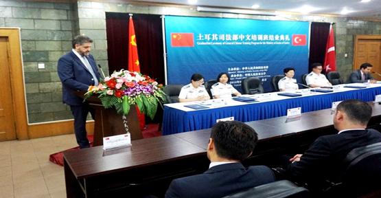 """Önen,""""Türkiye ve Çin arasındaki ilişkiler çok yönlü gelişiyor"""""""
